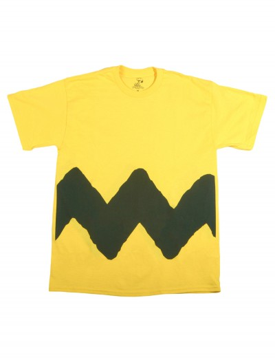 Peanuts Charlie Brown T-Shirt, halloween costume (Peanuts Charlie Brown T-Shirt)