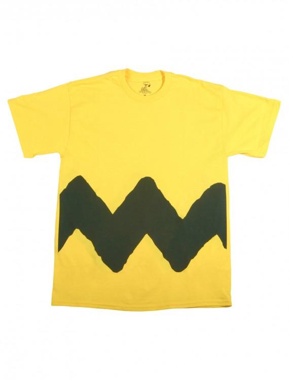 Peanuts Charlie Brown T-Shirt, halloween costume (Peanuts Charlie Brown T-Shirt)