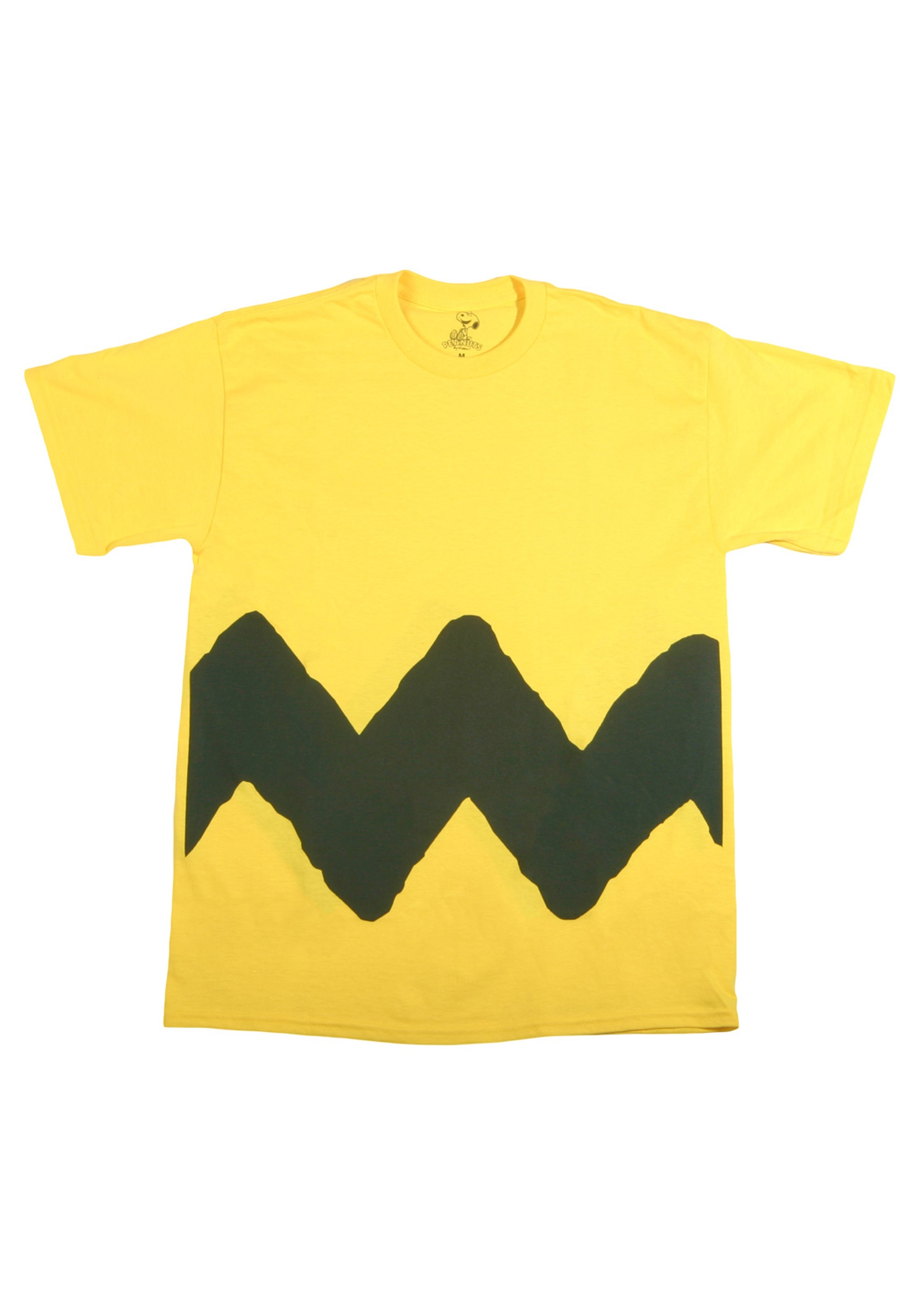 peanuts charlie brown t-shirt - halloween costumes