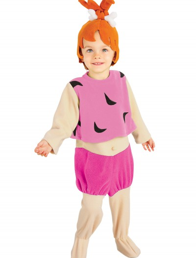 Pebbles Flintstone Child Costume, halloween costume (Pebbles Flintstone Child Costume)