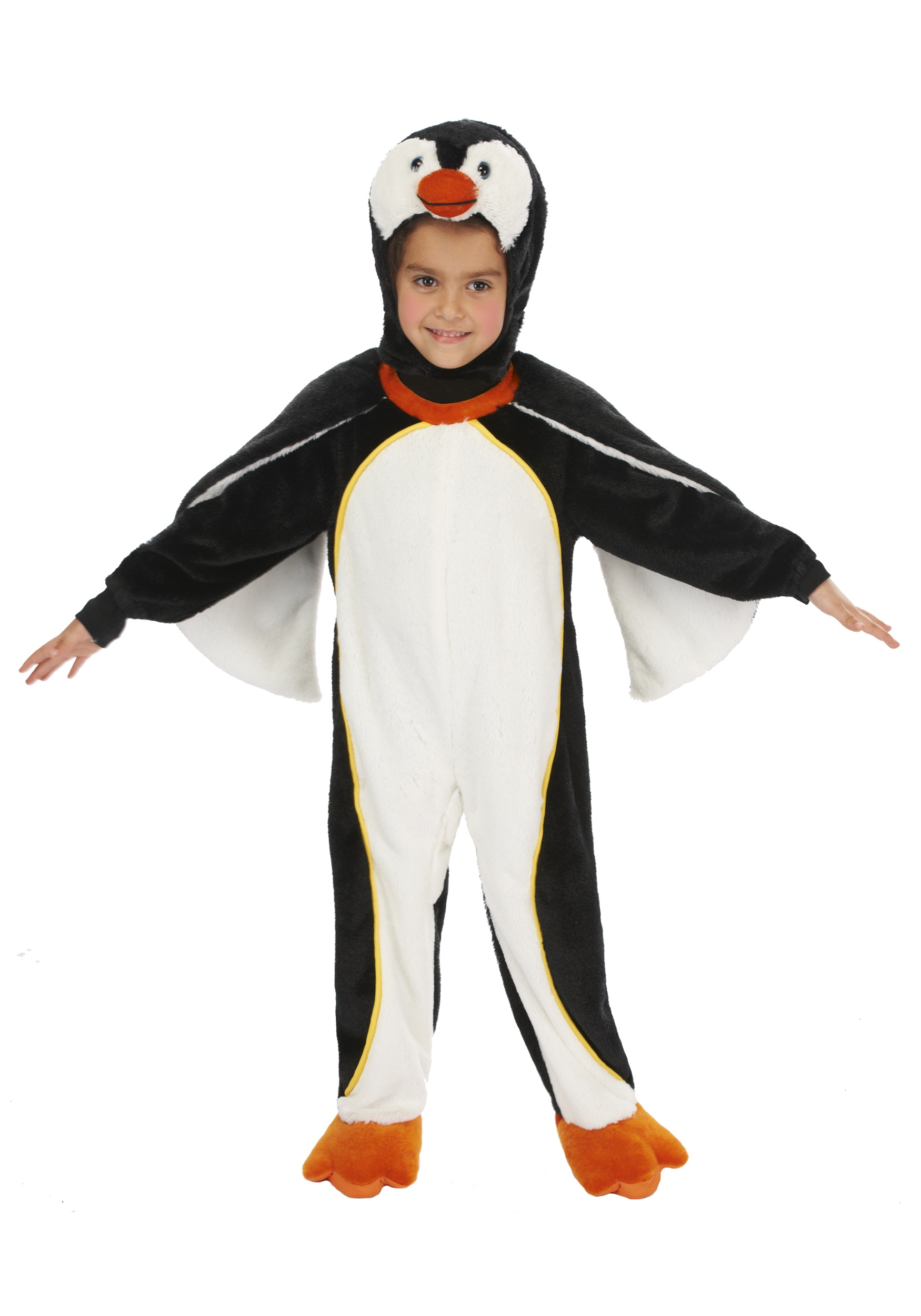 Penguin Toddler Costume  sc 1 st  Halloween Costumes : kids animal halloween costumes  - Germanpascual.Com