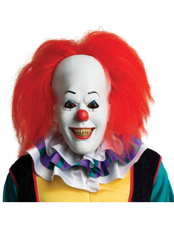 Pennywise Mask, halloween costume (Pennywise Mask)