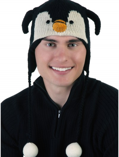 Adult Peppy the Penguin Adult Hat, halloween costume (Adult Peppy the Penguin Adult Hat)