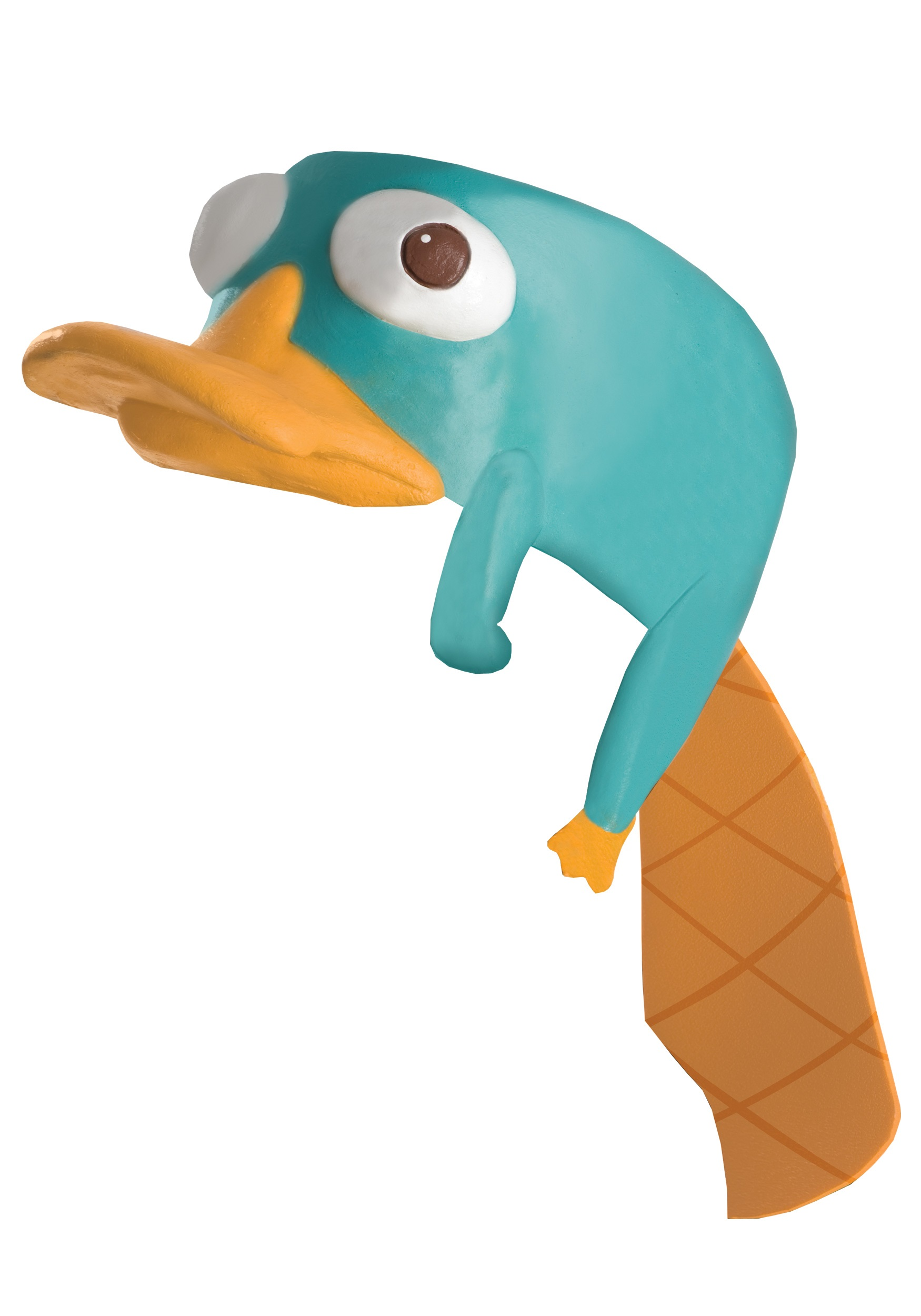 perry the platypus headpiece halloween costumes