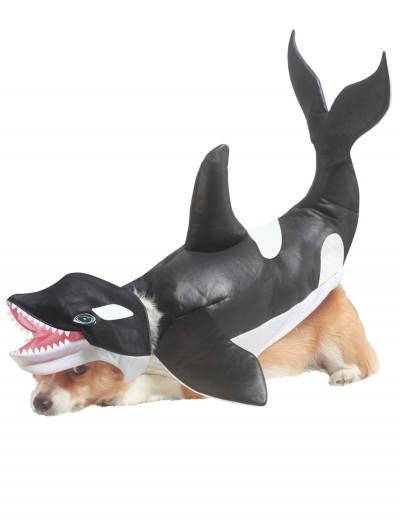 Pet Orca Costume, halloween costume (Pet Orca Costume)