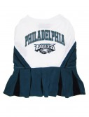 Philadelphia Eagles Dog Cheerleader Outfit, halloween costume (Philadelphia Eagles Dog Cheerleader Outfit)