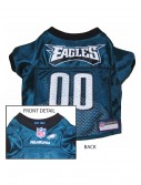 Philadelphia Eagles Dog Mesh Jersey, halloween costume (Philadelphia Eagles Dog Mesh Jersey)