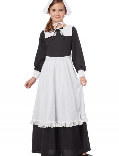 Pilgrim Girl Costume, halloween costume (Pilgrim Girl Costume)