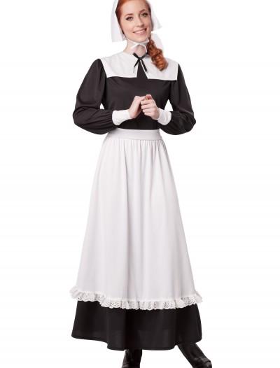 Pilgrim Woman Costume, halloween costume (Pilgrim Woman Costume)