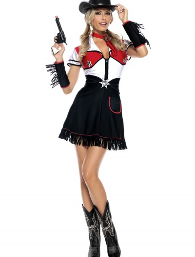 Pin Up Marshall Costume, halloween costume (Pin Up Marshall Costume)
