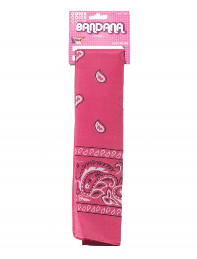 Pink Bandana, halloween costume (Pink Bandana)