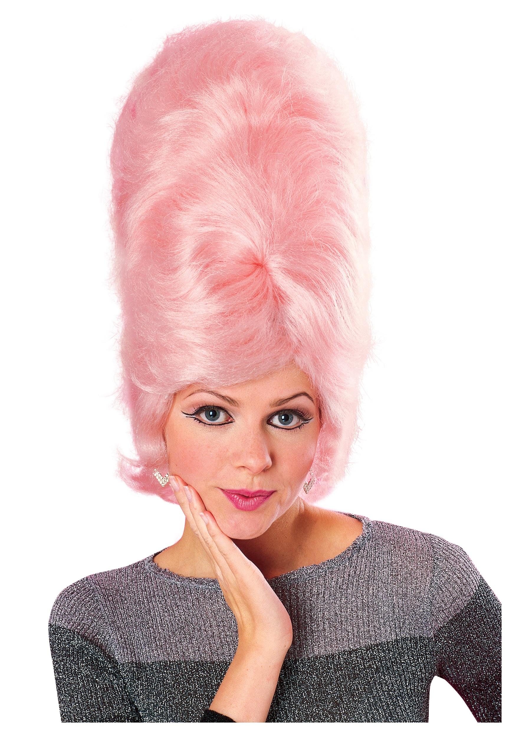 Pink Beehive Wig  sc 1 st  Halloween Costumes & Pink Beehive Wig - Halloween Costumes