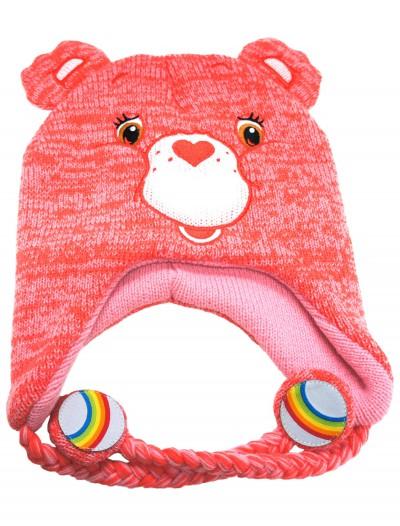 Pink Carebears Laplander Hat, halloween costume (Pink Carebears Laplander Hat)