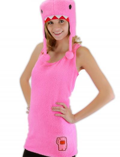 Pink Domo Costume, halloween costume (Pink Domo Costume)