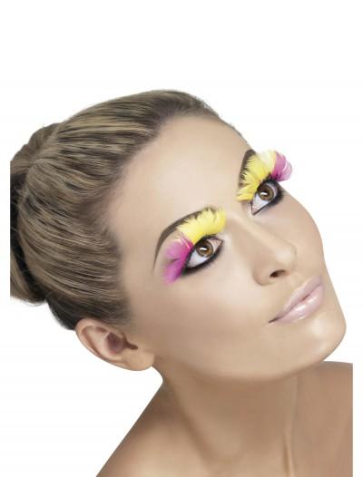 Pink Eyelashes, halloween costume (Pink Eyelashes)