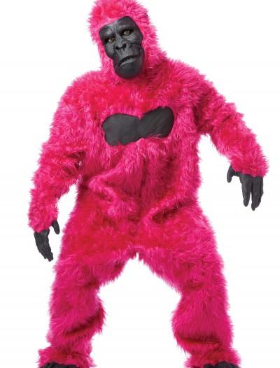 Pink Gorilla Suit, halloween costume (Pink Gorilla Suit)