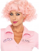 Pink Grease Frenchie Wig, halloween costume (Pink Grease Frenchie Wig)