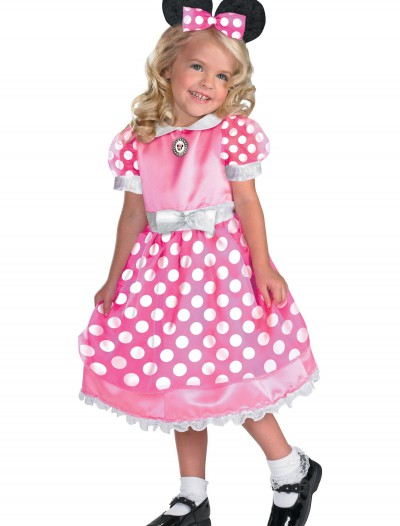 Pink Minnie Mouse Costume, halloween costume (Pink Minnie Mouse Costume)