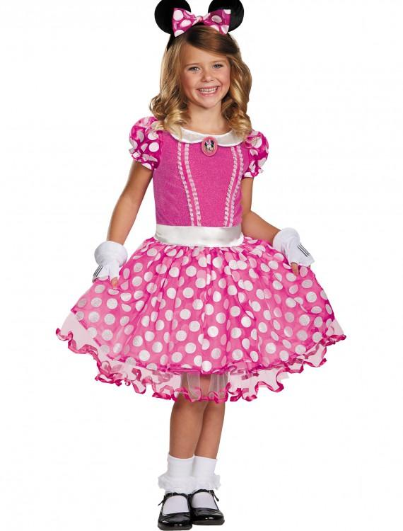 Pink Minnie Tutu Prestige, halloween costume (Pink Minnie Tutu Prestige)