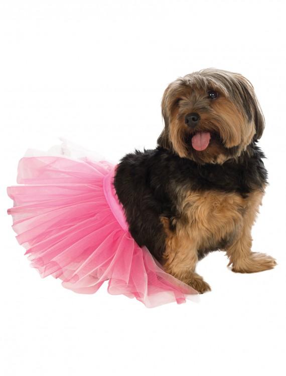 Pink Pet Tutu, halloween costume (Pink Pet Tutu)