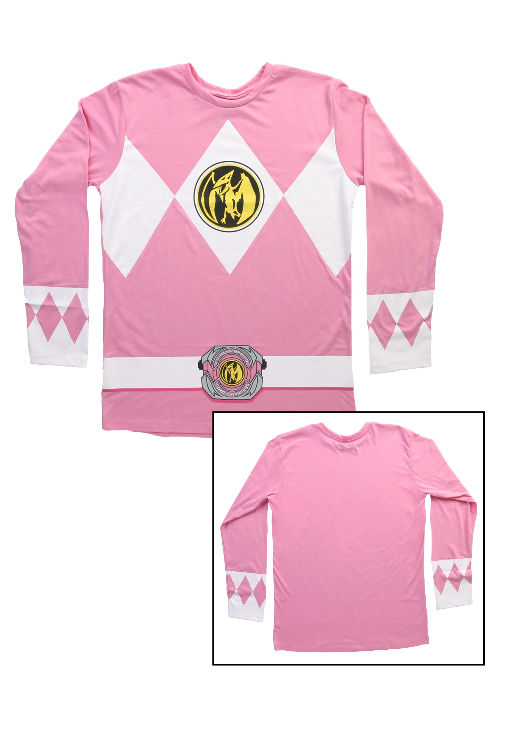 Delightful Pink power ranger costume opinion
