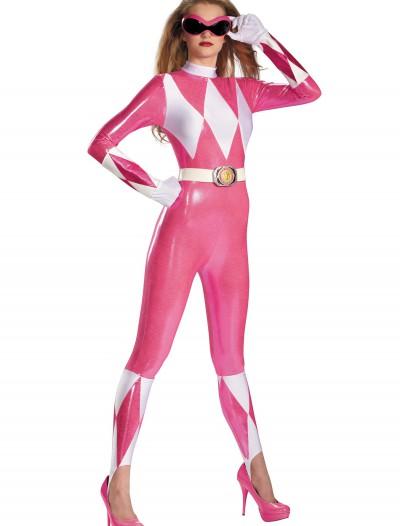 Pink Ranger Sassy Bodysuit Costume, halloween costume (Pink Ranger Sassy Bodysuit Costume)