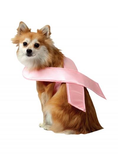 Pink Ribbon Dog Costume, halloween costume (Pink Ribbon Dog Costume)