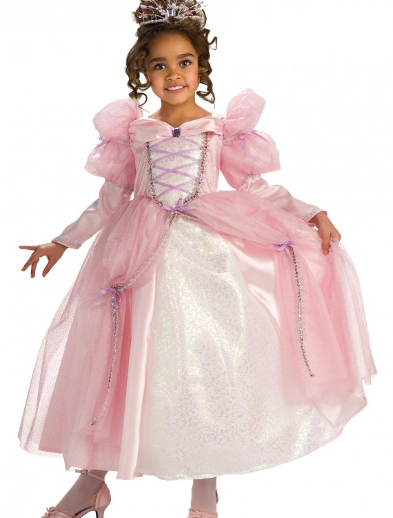 Pink Stardust Princess Costume, halloween costume (Pink Stardust Princess Costume)
