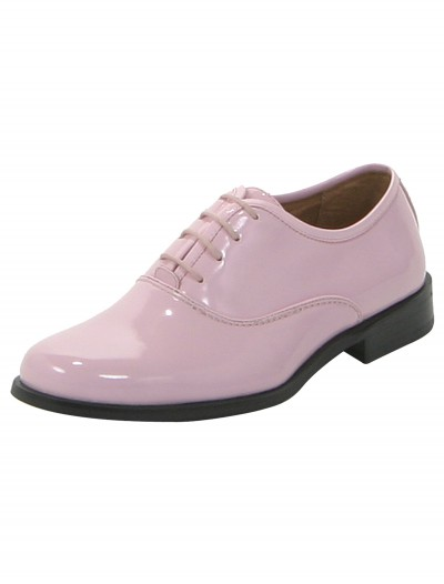Pink Tux Shoes, halloween costume (Pink Tux Shoes)