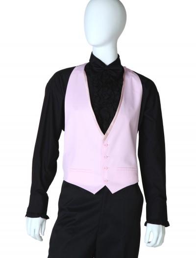 Pink Tuxedo Vest, halloween costume (Pink Tuxedo Vest)