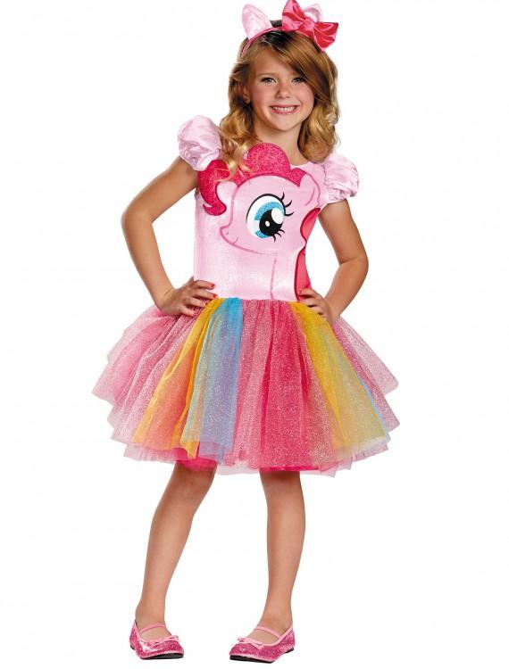 Pinkie Pie Tutu Prestige Costume, halloween costume (Pinkie Pie Tutu Prestige Costume)