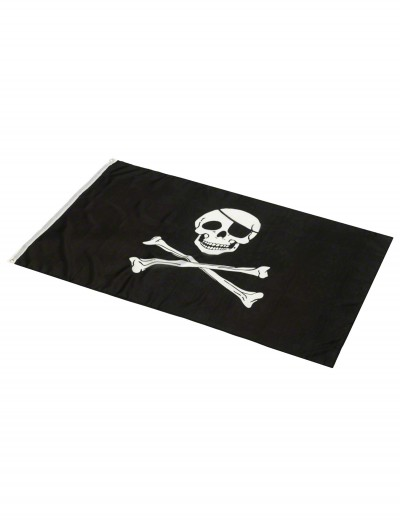 Pirate Flag 3ft x 5ft, halloween costume (Pirate Flag 3ft x 5ft)