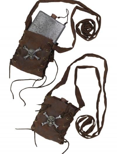 Pirate Flask, halloween costume (Pirate Flask)