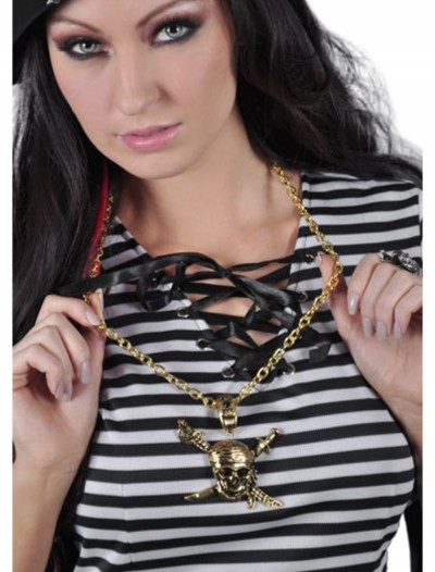 Pirate Necklace, halloween costume (Pirate Necklace)