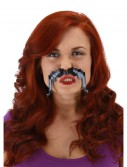 Pixel 8 Moustache Set, halloween costume (Pixel 8 Moustache Set)