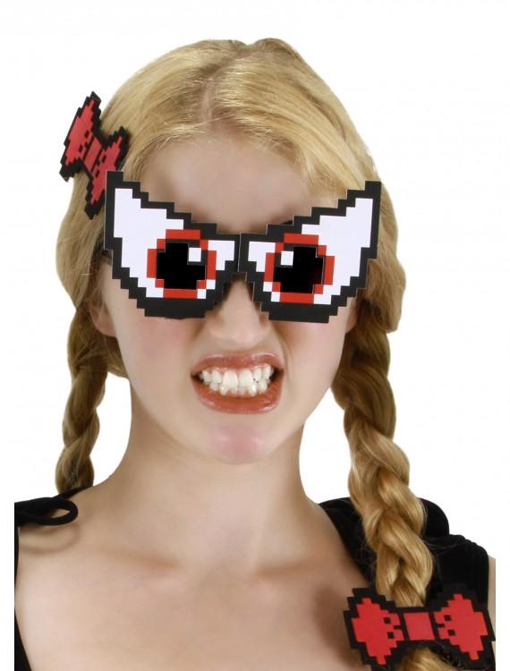 Pixel Character Eyes, halloween costume (Pixel Character Eyes)