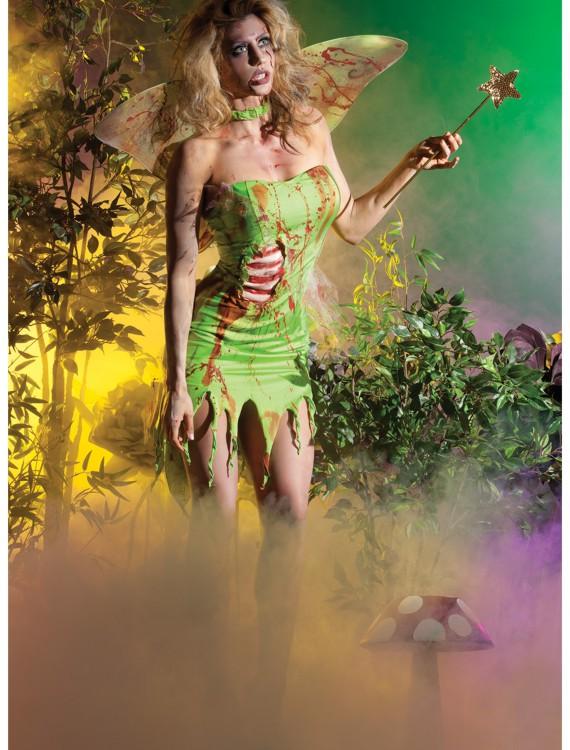 Pixie Fairy Zombie Costume, halloween costume (Pixie Fairy Zombie Costume)