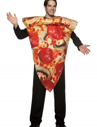 Pizza Slice Costume, halloween costume (Pizza Slice Costume)