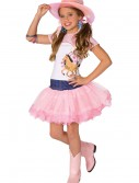 Planet Pop Star Cowgirl Costume, halloween costume (Planet Pop Star Cowgirl Costume)