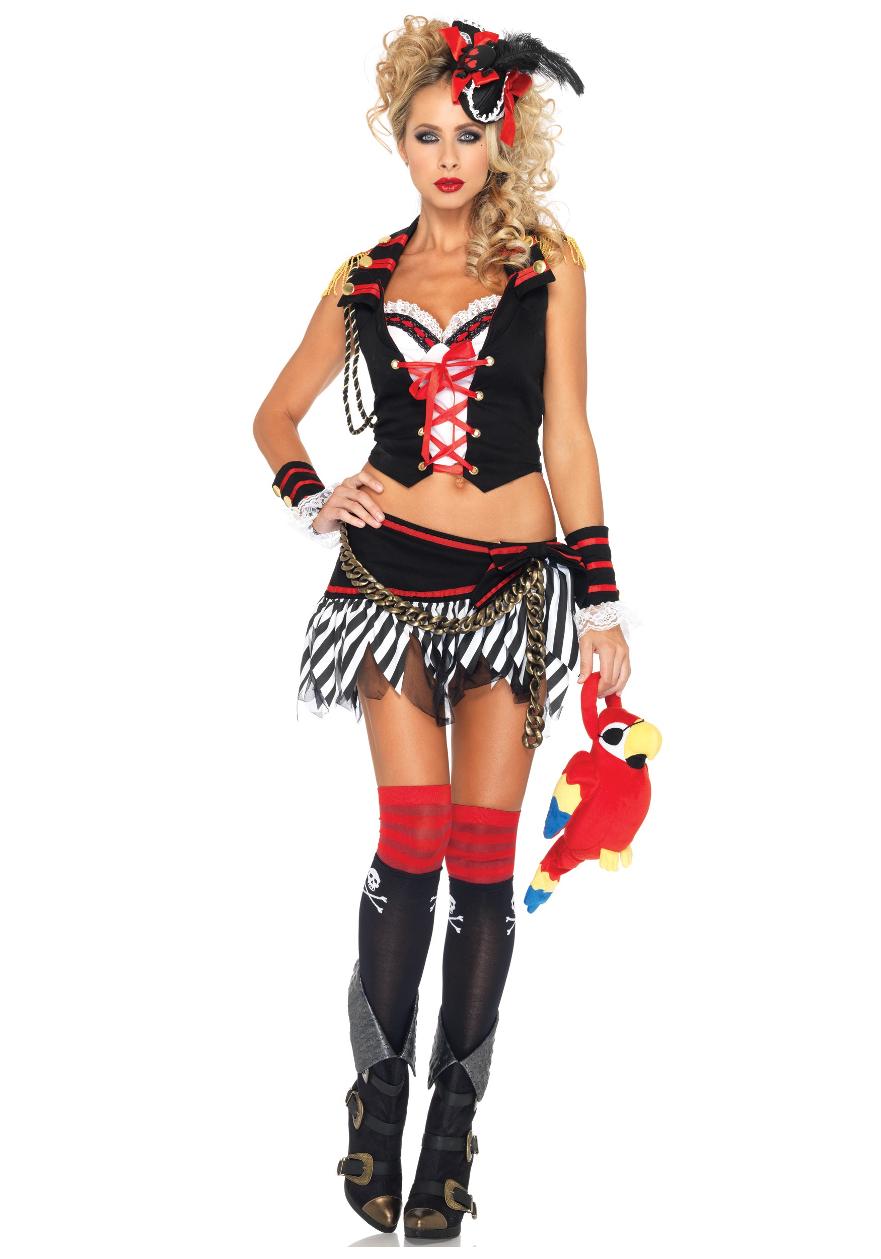 Halloween Costumes Pirate | Plank Walking Pirate Costume Halloween Costumes