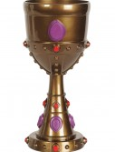 Plastic Jeweled King Goblet, halloween costume (Plastic Jeweled King Goblet)