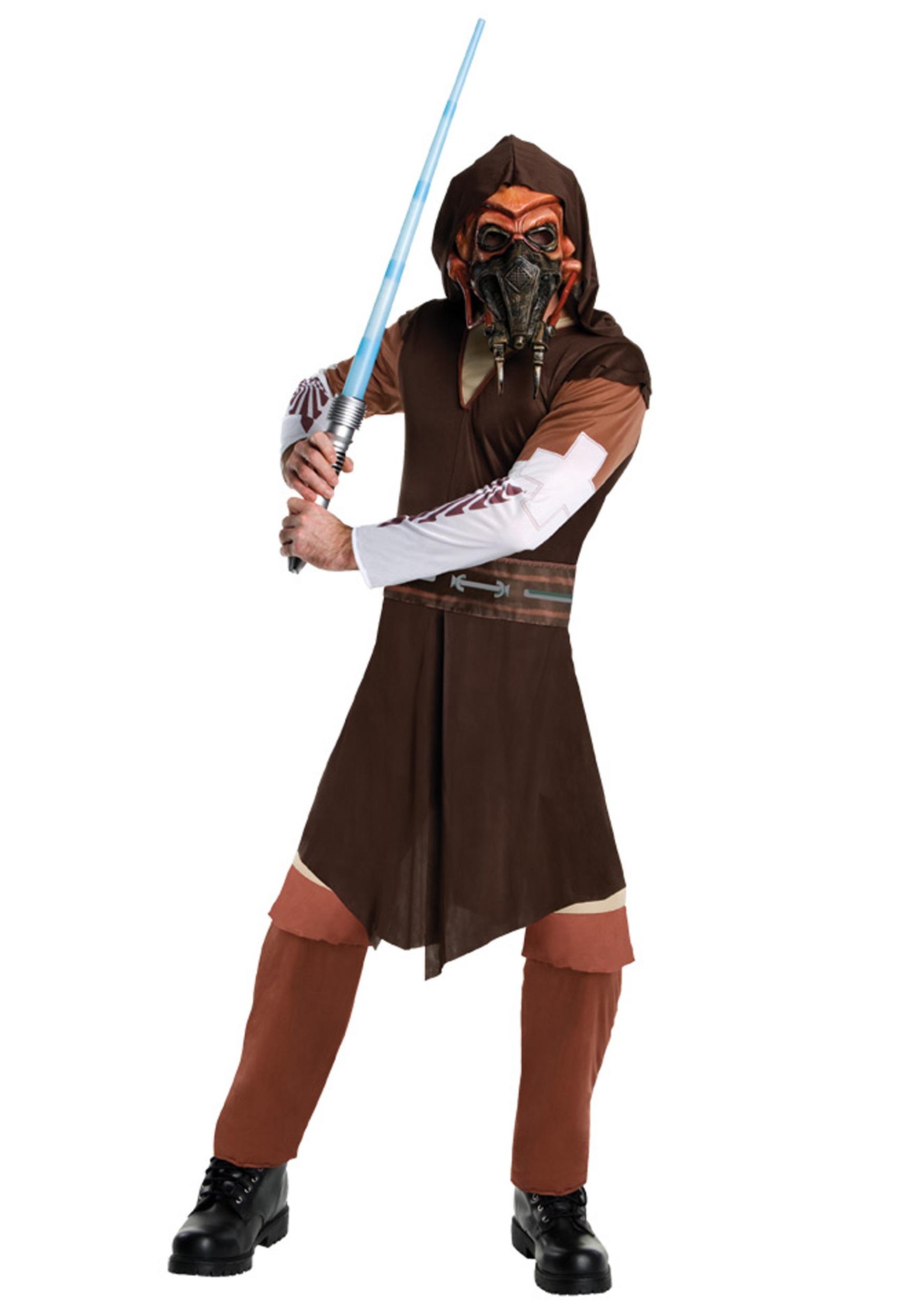 Plo Koon Adult Costume  sc 1 st  Halloween Costumes & Plo Koon Adult Costume - Halloween Costumes