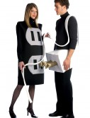 Plug and Socket Costume, halloween costume (Plug and Socket Costume)