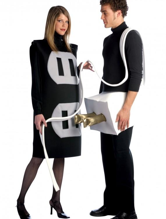 Plug and Socket Costume, halloween costume (Plug and Socket Costume)