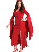 Plus Gothic Devil Costume, halloween costume (Plus Gothic Devil Costume)