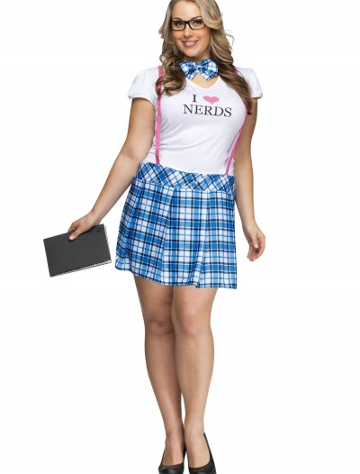 Plus I love Nerds Costume, halloween costume (Plus I love Nerds Costume)