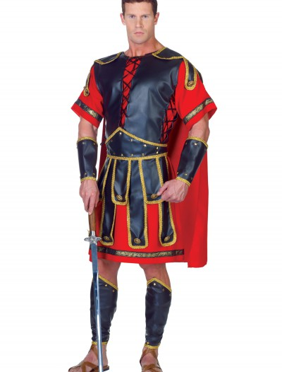 Plus Size Men's Gladiator Costume, halloween costume (Plus Size Men's Gladiator Costume)