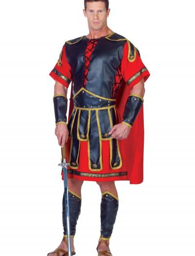 Plus Size Men's Gladiator Costume, halloween costume (Plus Size Men's Gladiator Costume)