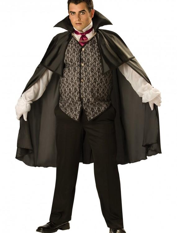 Plus Midnight Vampire Costume, halloween costume (Plus Midnight Vampire Costume)