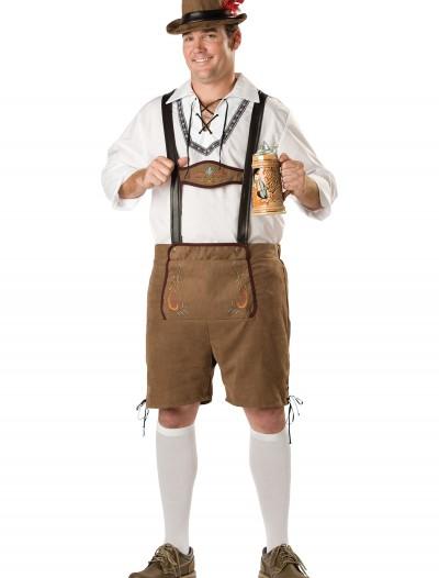Plus Oktoberfest Guy Costume, halloween costume (Plus Oktoberfest Guy Costume)